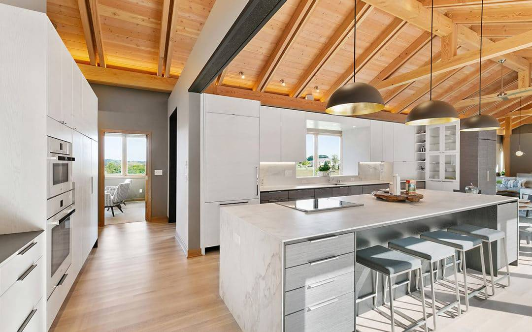 high-end kitchen cabinets