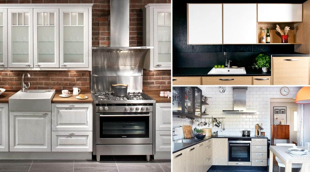 white high end kitchen cabinets by puustelli usa